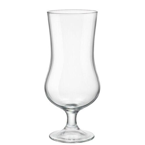 Bormioli Rocco Bierglas »Ale«, Biertulpe Bierglas 504ml Glas transparent 6 Stück