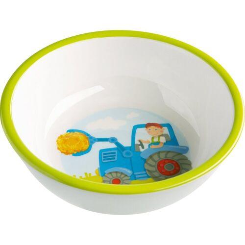 Haba Babyschale »Esslernschale Traktor«