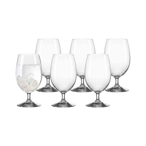 LEONARDO Gläser-Set »DAILY Wasserglas 270ml 6er Set« (6-tlg), Glas