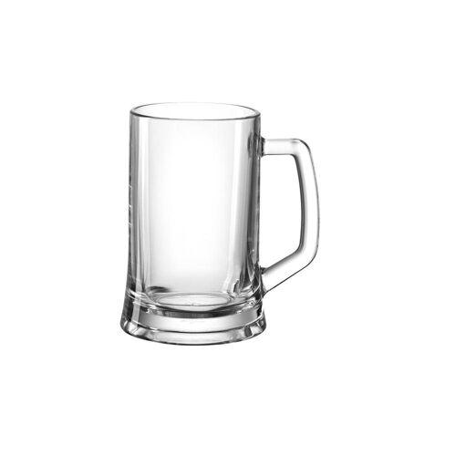 montana-Glas Bierkrug »:skol Bierseidel 280 ml«