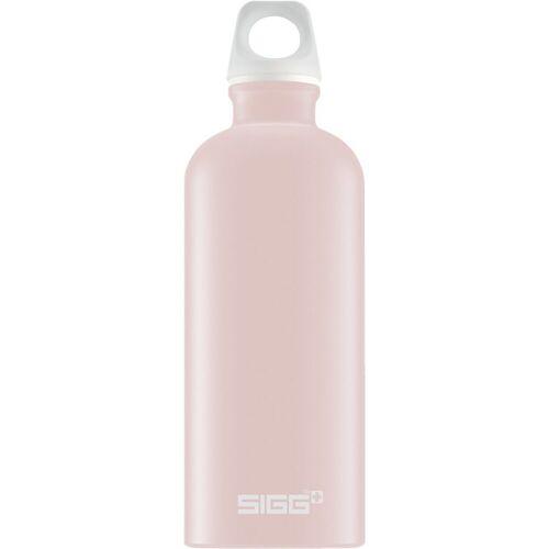 Sigg Trinkflasche »Alu-Trinkflasche LUCID Shade, 600 ml«, koralle