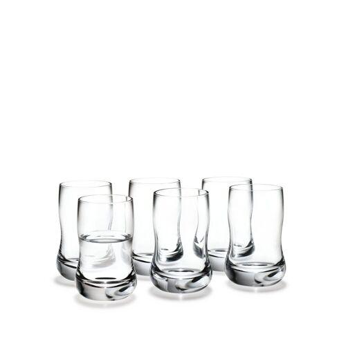 Holmegaard Schnapsglas »Future für 6 cl; Shotglas im 6er Set« (6-tlg)