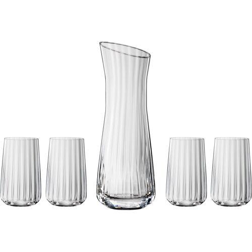 SPIEGELAU Gläser-Set »Life Style« (5-tlg), Kristallglas