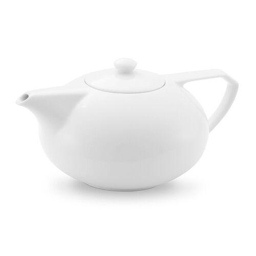 Friesland Porzellan Teekanne »Friesland Teekanne 1,3l Ecco Weiß«, 1,3 l