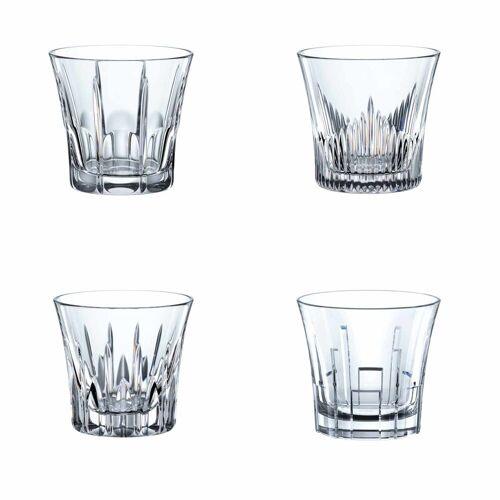 Nachtmann Whiskyglas »Classix SOF Whisky Becher im 4er Set« (4-tlg)