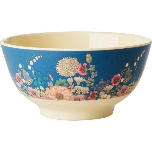 """rice Müslischale »Melamin Schale """"Flower Collage"""", Ø15 cm«"""