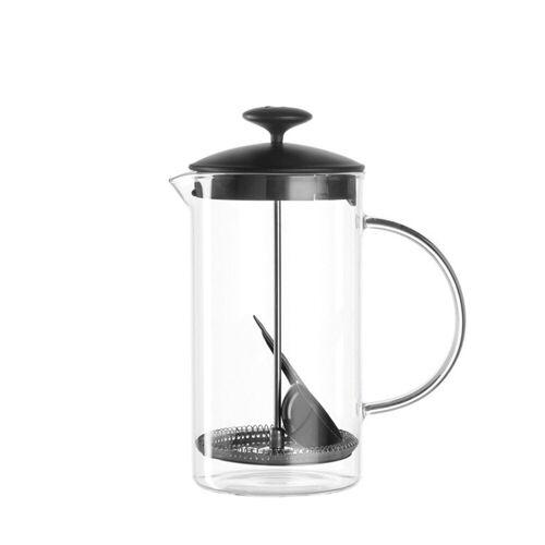 LEONARDO Kaffeebereiter Kaffeebereiter mit Löffel Caffe, 1l Kaffeekanne