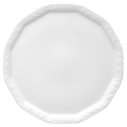 Rosenthal Pizzateller »Maria Weiß Pizzateller 32 cm«, (1 Stück)