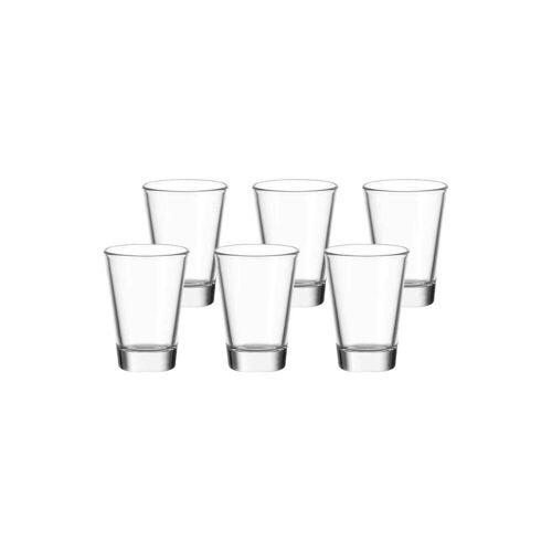 LEONARDO Schnapsglas »CIAO Stamper 4 cl 6er Set« (6-tlg)