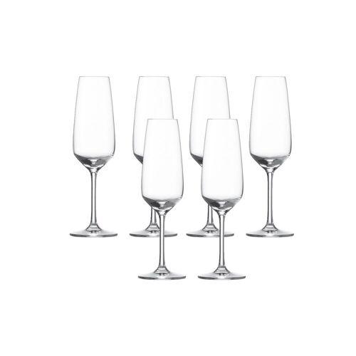 SCHOTT-ZWIESEL Sektglas »Sektglas 6er-Set Taste«
