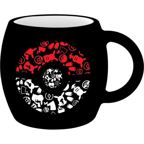 Becher »Pokemon Becher Gotta catch em all (385 ml)«, Keramik