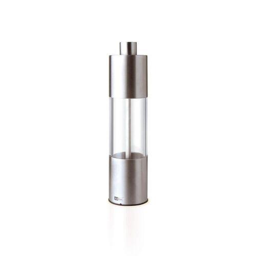 AdHoc Salz-/Pfeffermühle »Edelstahl Ceramic Mahlwerk 18 cm MP10«