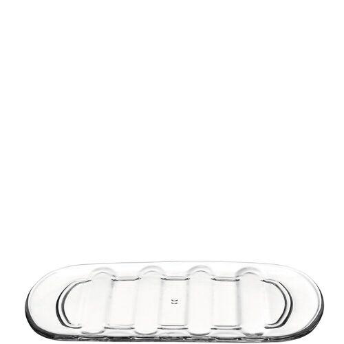 montana-Glas Servierplatte »Vorlegeplatte brunch«, Glas, (1-tlg)