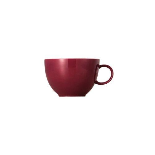 Thomas Porzellan Tasse »Sunny Day Fuchsia Tee-/Kombi-Obertasse« (1-tlg), Porzellan