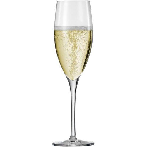 Eisch Champagnerglas »Superior SensisPlus« (4-tlg), bleifreies Kristallglas, 278 ml