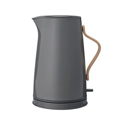 Stelton Wasserkocher Wasserkocher EMMA - grau 1.2 l, 1.20 l