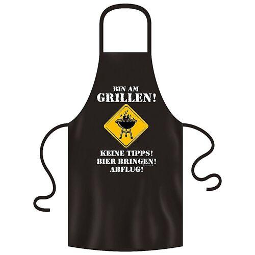 """Rahmenlos Kinder-Grill »Grill- & Küchenschürze """"bin am Grillen""""«"""