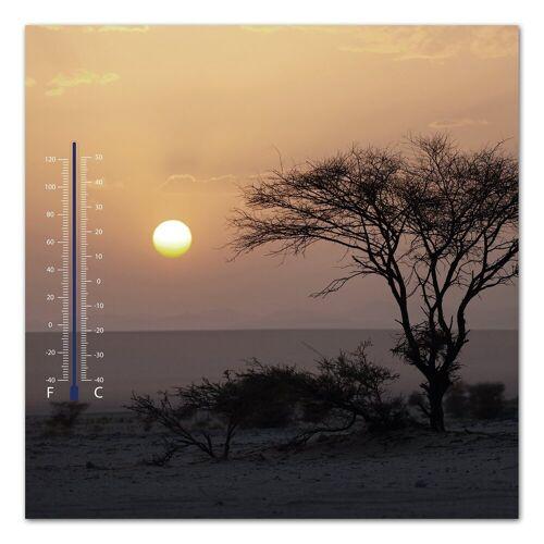 Home affaire Bild »Meer bei Sonnenuntergang«, 30/30 cm