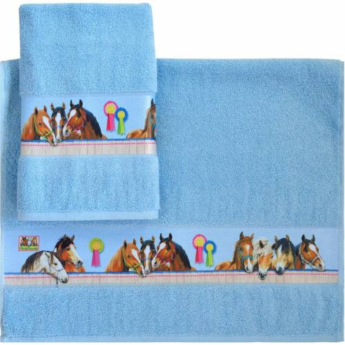 Pferdefreunde Handtücher »Horse« (2-St), mit Pferde Motiven