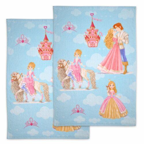 Dyckhoff Handtücher »Prinzessin« (2-St), mit Prinz und Prinzessin