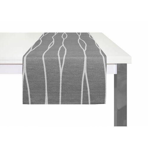 Wirth Tischläufer »DALLAS«, schwarz