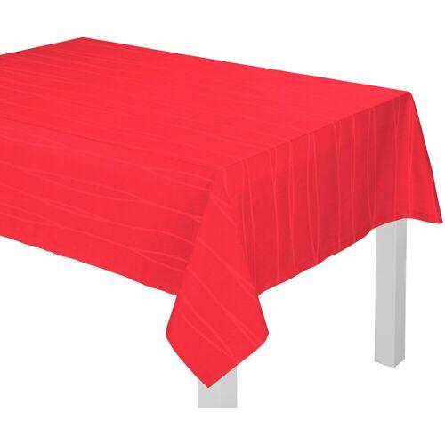 Wirth Tischdecke »LANGWASSER«, rot