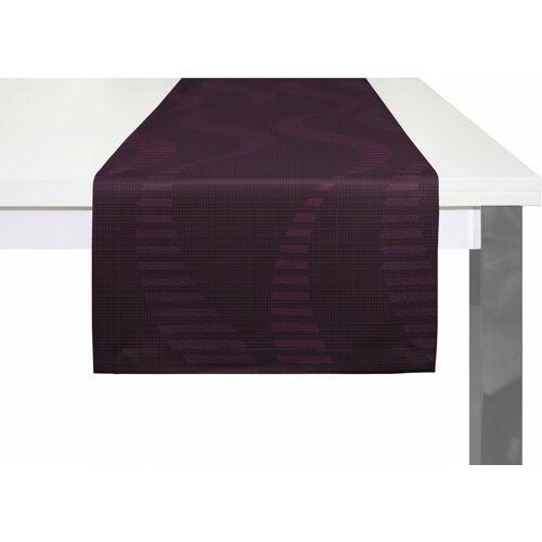 Wirth Tischläufer »LUPARA«, lila