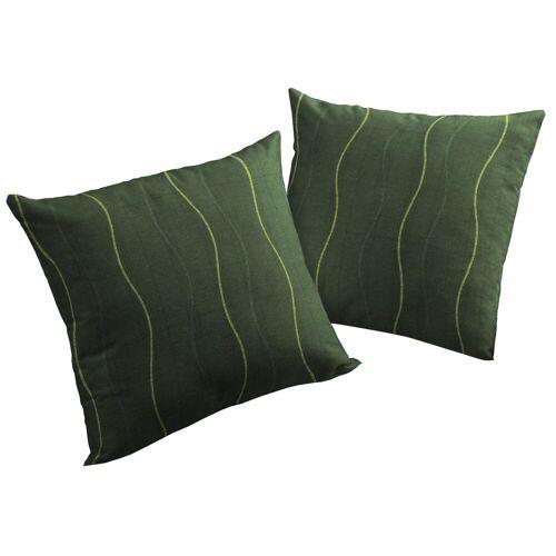 Wirth Kissenhüllen »Sepino«, grün