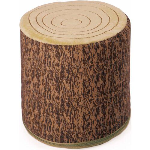 Käthe Kruse Sitzkissen »Holzstamm«