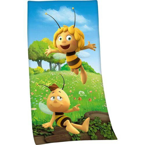 Die Biene Maja Badetuch »Biene Maja« (1-St), mit Biene Maja Motiv