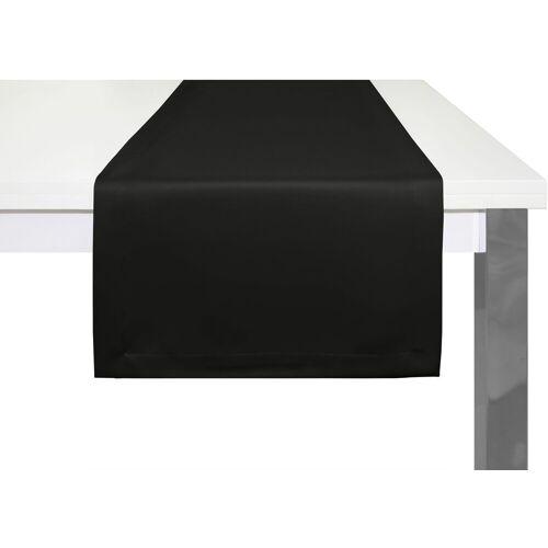 Wirth Tischläufer »NEWBURY«, schwarz