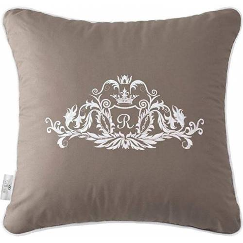 SEI Design Dekokissen »Royal«, mit hochwertiger Stickerei