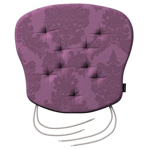 Dekoria Sitzkissen, violett
