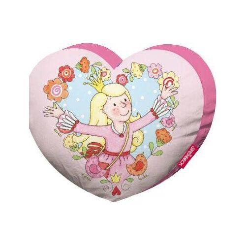 Dekokissen »Prinzessin Annelie«, mit süßer Prinzessin