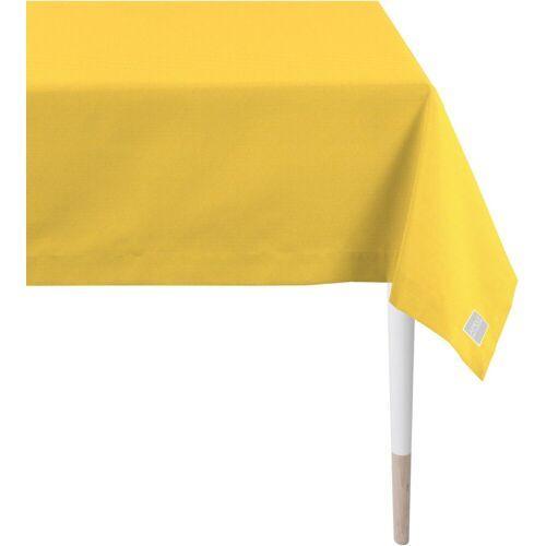 Apelt Tischdecke »3959 Outdoor« (1-tlg), Panama, gelb