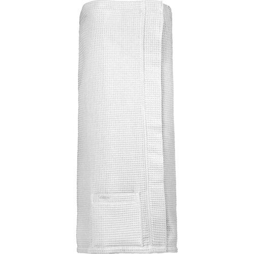 Vossen Sarong »Well-L«, , aus weicher Qualität, weiß