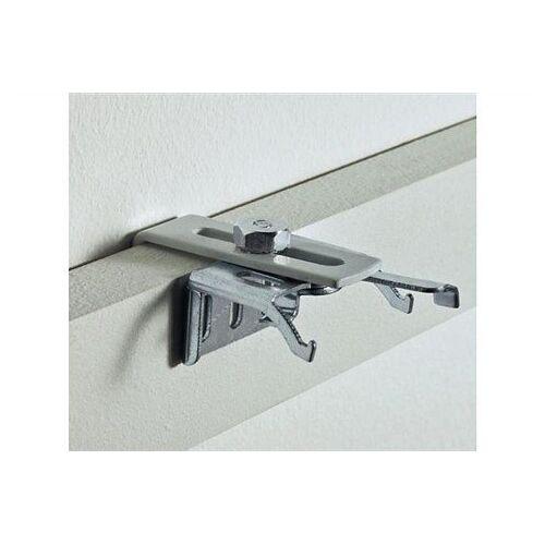 K-HOME Klemmträger, , Jalousien, (Packung, 2-tlg), für Aluminium-Jalousien