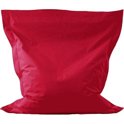 Kayoom Sitzsack »Idle Time«, (1 Stück), rot