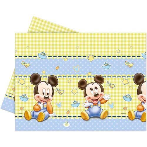 Procos Tischdecke Baby Mickey 120 x 180 cm