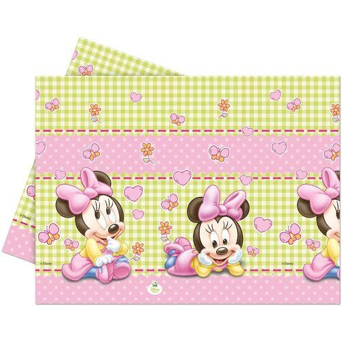 Procos Tischdecke Baby Minnie 120 x 180 cm