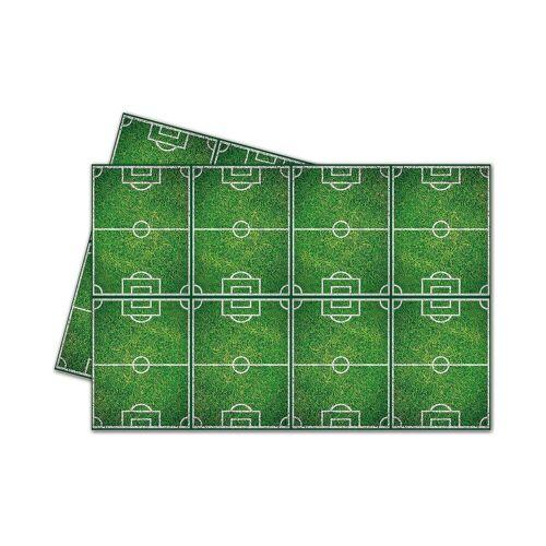 Procos Tischdecke Fußball Party 120 x 180 cm