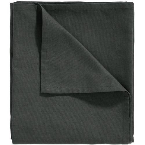 DDDDD Tischdecke »Kit«, 140x240 cm, Baumwolle, anthrazit