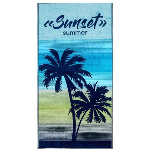 Lashuma Strandtuch (1-St), - das ideale Strandhandtuch für die Sonne