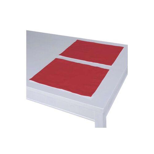 Dekoria Tischläufer, rot