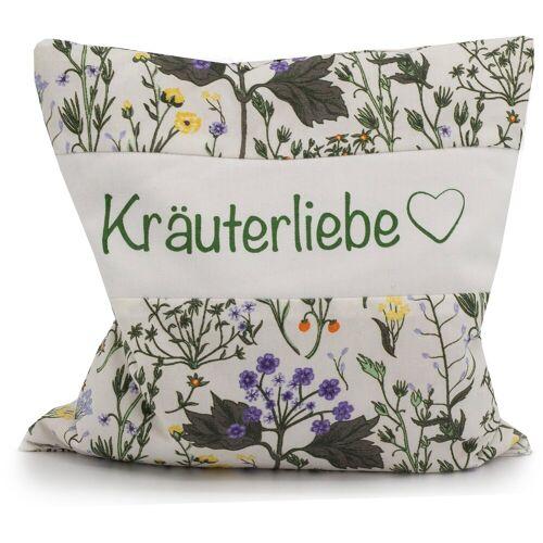 herbalind Kräuterkissen »5115Kräuterkissen Kräuterliebe«, 1-tlg.