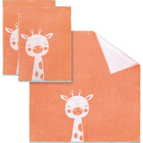 Dyckhoff Handtuch Set »Giraffe« (3-tlg)