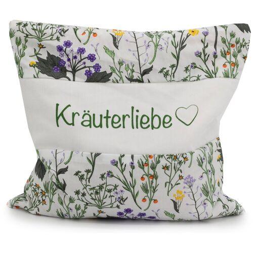 herbalind Kräuterkissen »5130Kräuterkissen Kräuterliebe«, 1-tlg.