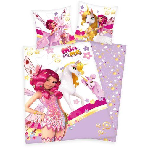 Kinderbettwäsche »Mia and Me«, mit tollem Mia and Me-Motiv