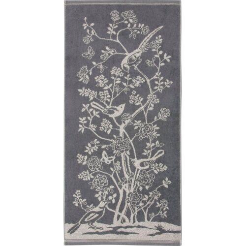 Möve Duschtuch »Bohème Blütenzweig« (1-St), im Boho Chic, grey