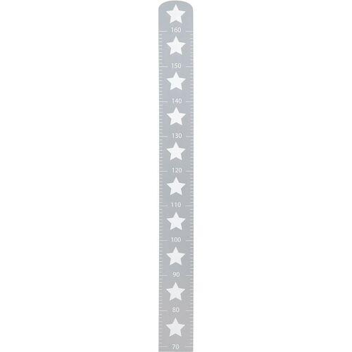 roba® Messlatte »Messlatte Little Star grau«
